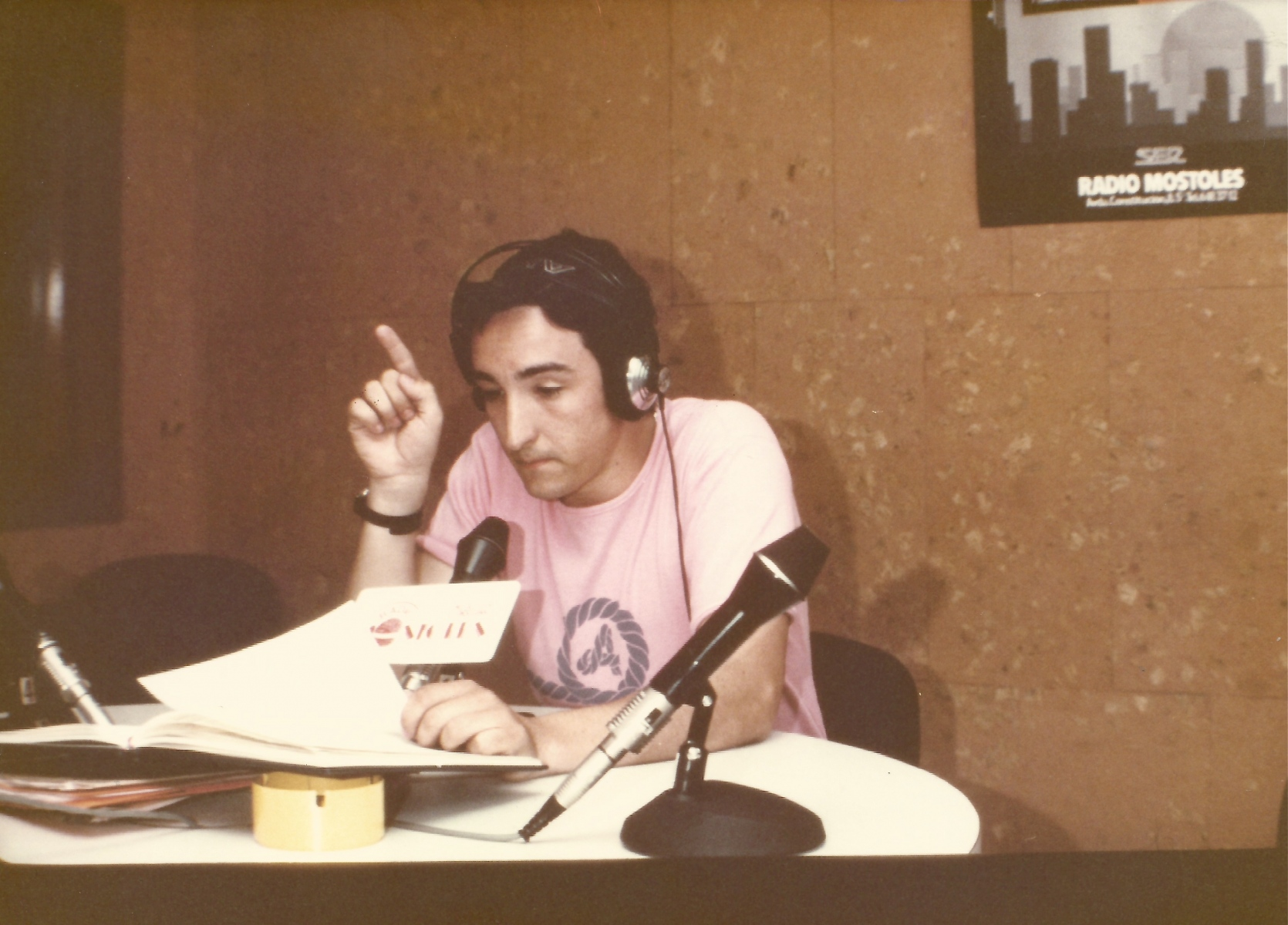 SER MOSTOLES 1984