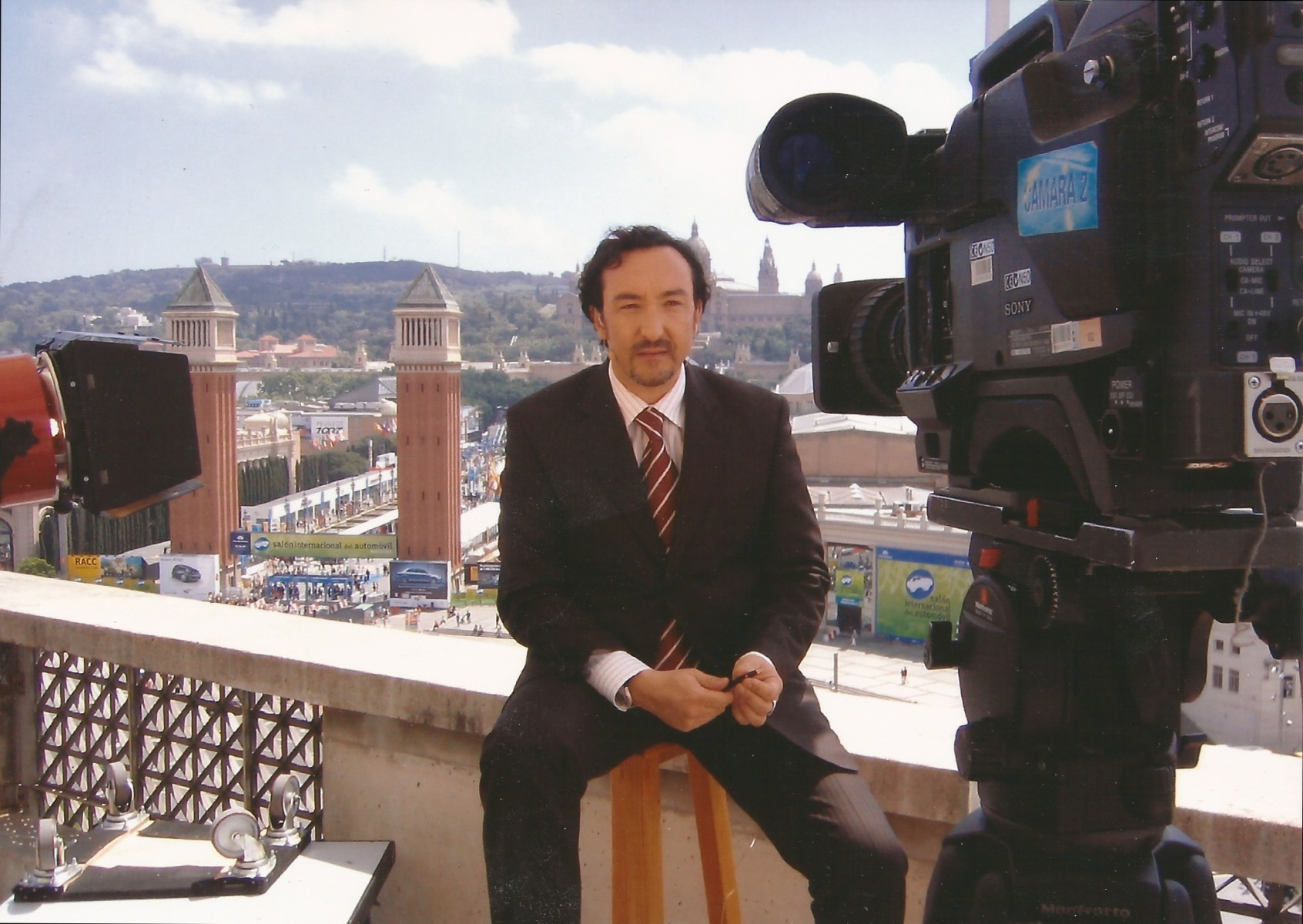 INFORMATIVOS TELECINCO 2003